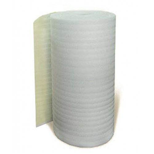 Фото - Подложка Пенофол Вспененный полиэтилен Рулонная подложка (рулон) 10мм